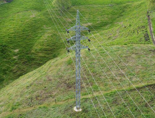 Levantamiento fotogramétrico para diseño de interconexión 220kv