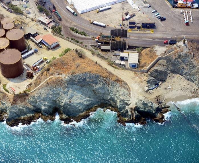 Costas de Santa Marta
