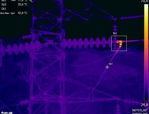 Inspección Visual y Termográfica de Líneas 44/110kv en PCHS