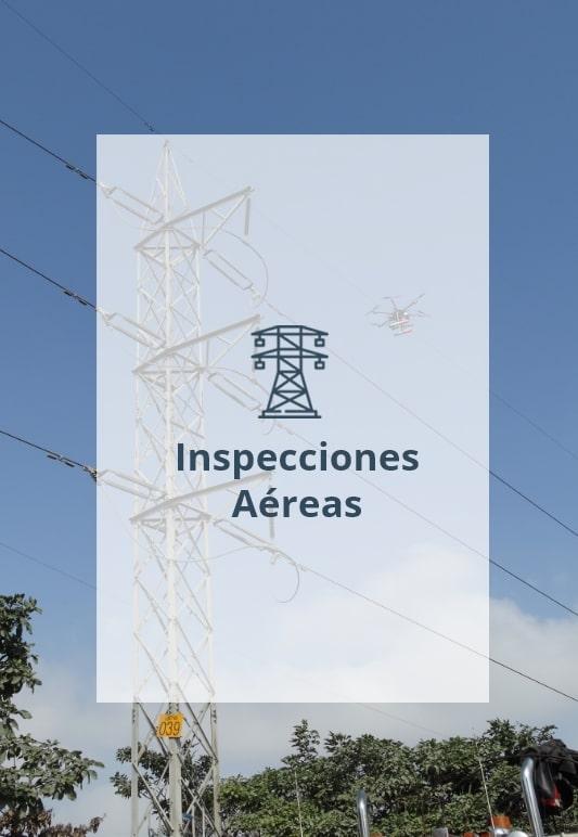 Inspecciones Aéreas SRCC