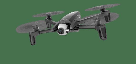 drone flotando