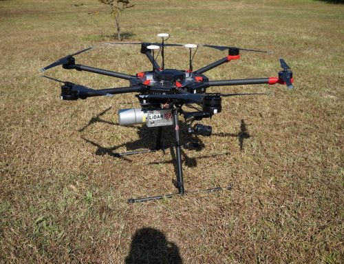 Levantamiento LIDAR y fotogramétrico para Energias Renovables